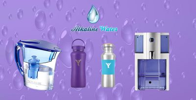 portable alkaline water machine